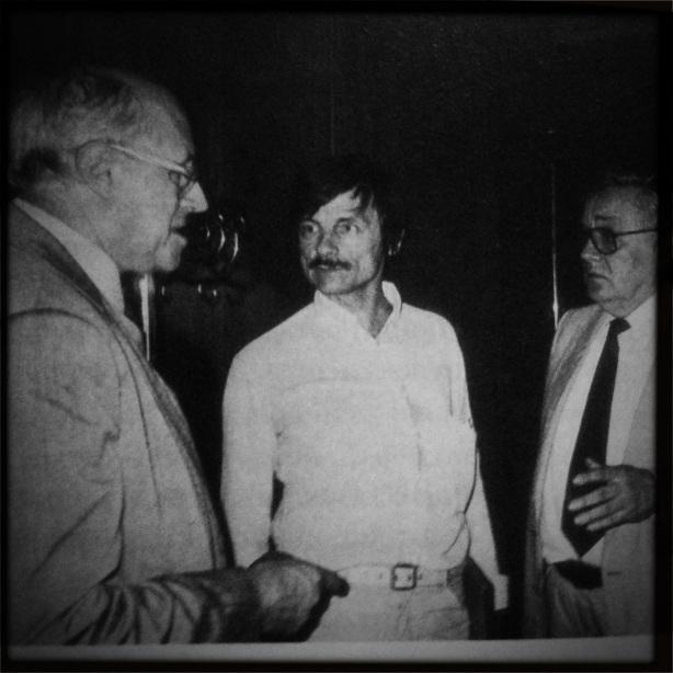 Растрапòвич, Тарковскиј и Максимов